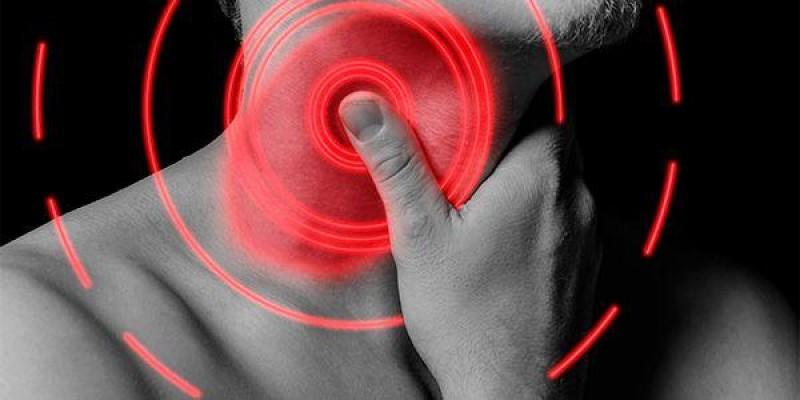 Como curar a garganta inflamada