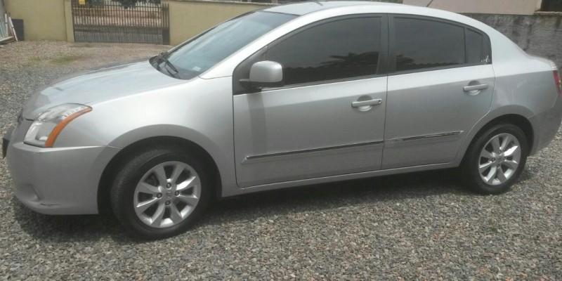 Nissan sentra 2009/10