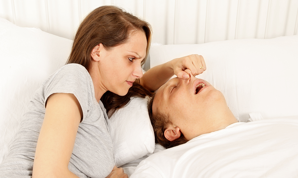 Apneia do sono: sintomas, tratamentos e causas!
