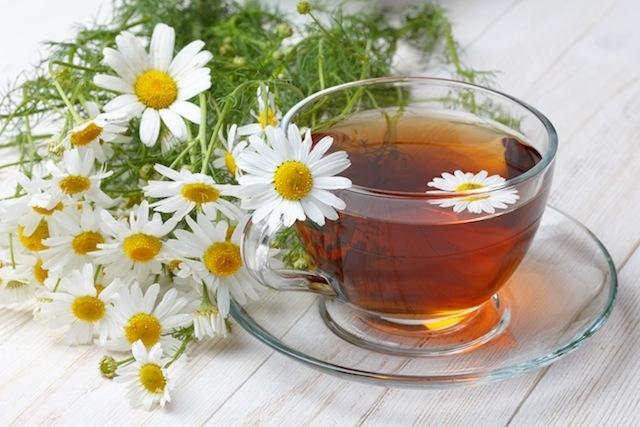 Benefícios do Chá de Camomila