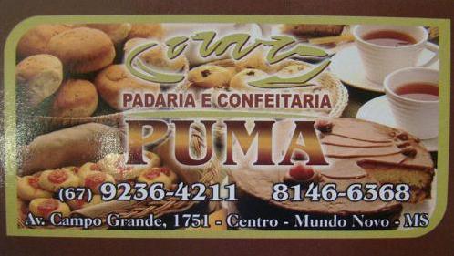 Padaria e Confeitaria Puma