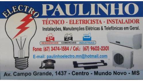 Paulinho Electro