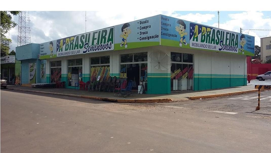 A Brasileira Móveis Semi Novos