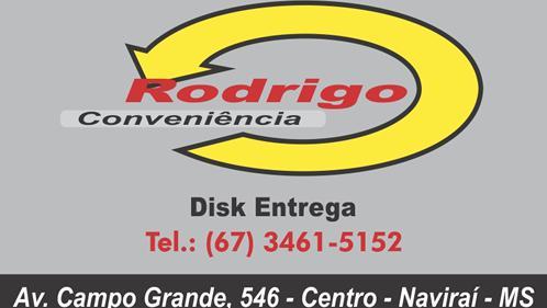 Rodrigo Conveniência